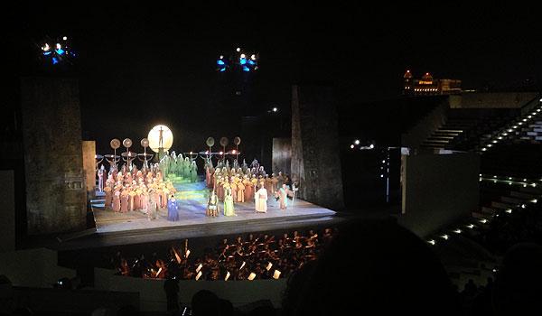 Aida at Katara