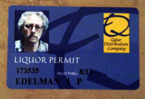 Liquor Licence