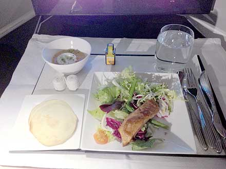 Airline snack