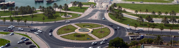 Museum Roundabout