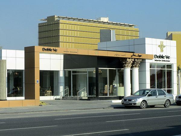 Doble V building