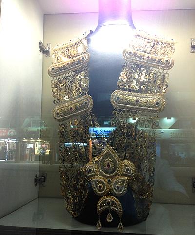 Large item of jewellery