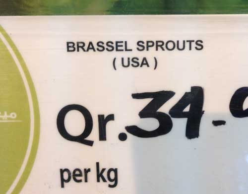 Brussels misppelled Brassel