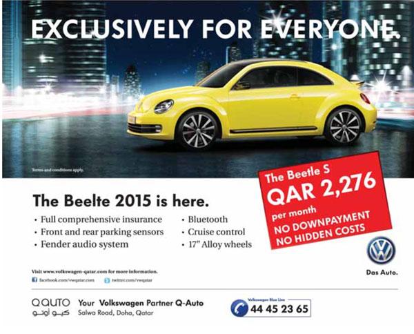 Beetle spelled Beelte